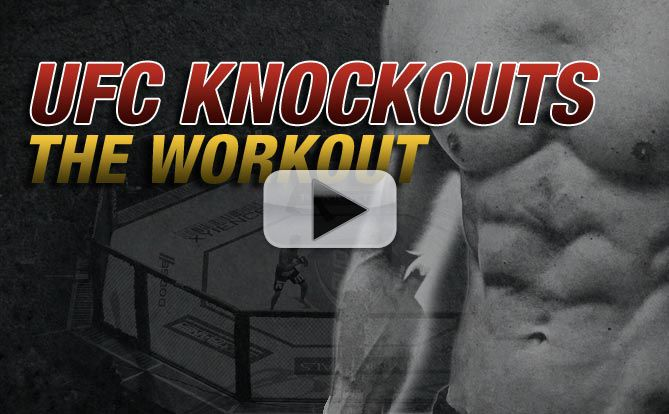Athlean-X UFC Knockouts WORKOUT – Can You Survive All 5 Rounds?