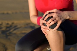 caring for knee joints