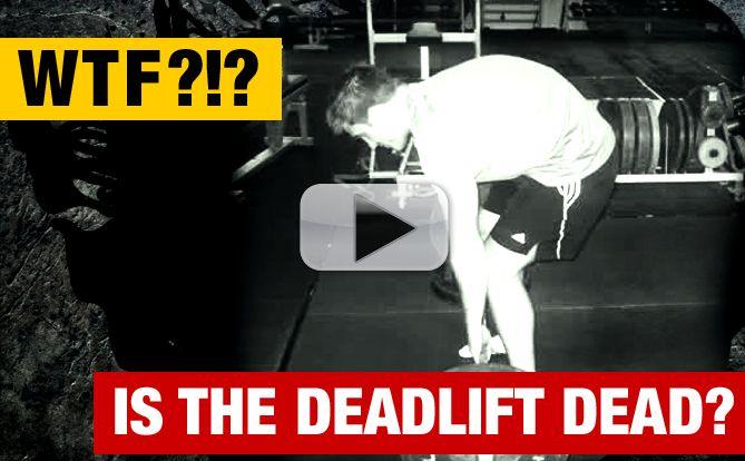 is the deadlift dead