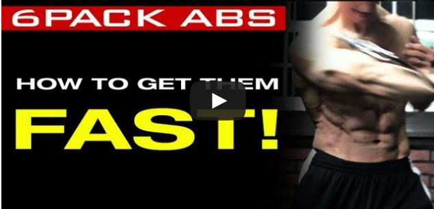 Ab Training Checklist to Get a Six Pack Fast! – 9 Things You Need to Get a 6 Pack