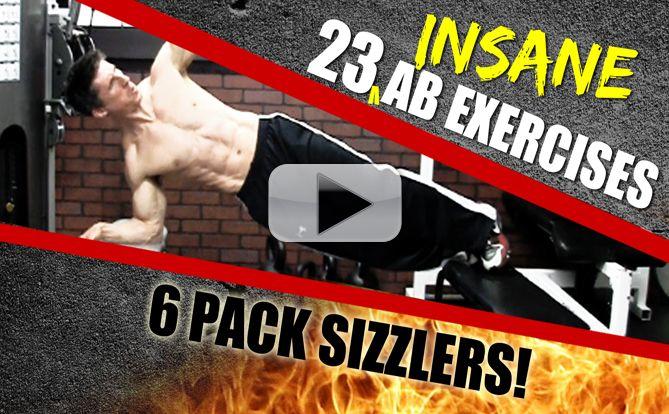 23 insane new ab exercises