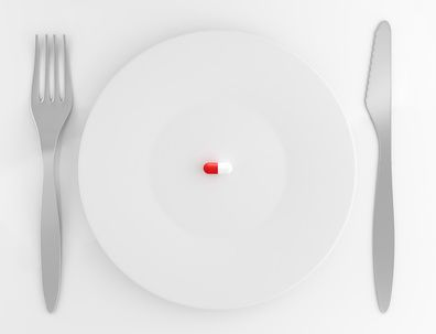 Weight loss pills effects on the body facts