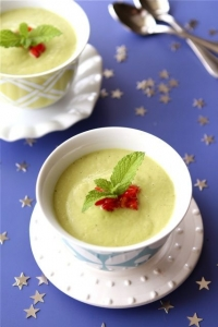 Chilled California Avocado Soup