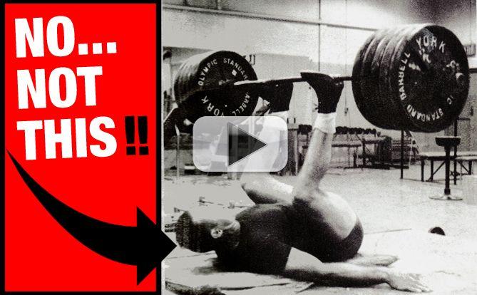 Stronger More Explosive Legs – Single Leg Training Workout Tip