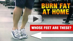 Pro Athlete's HOME FAT LOSS Workout – Burn Fat Anywhere!