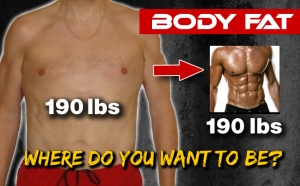 how to identify your body fat percentage with images for men