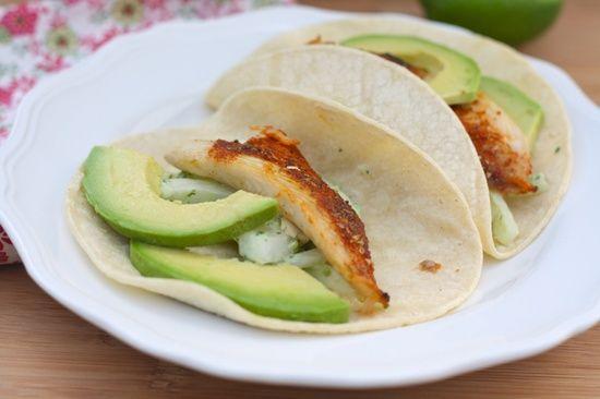 5 healthy mexican recipes con sabor for cinco de mayo for Tilapia fish taco recipes