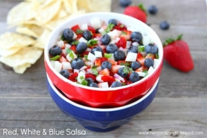 Health Benefits of RED, WHITE & BLUE Foods Plus 5 Recipes!