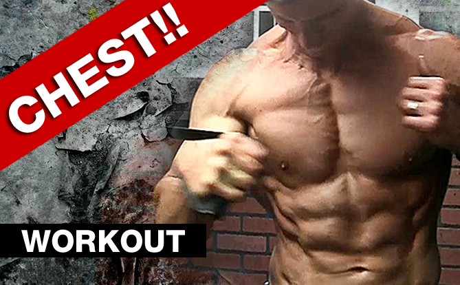 The Ultimate Chest Workout For Building A Bigger Fast
