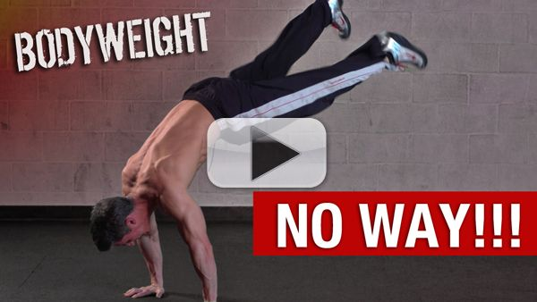 Stop Making These 5 Bodyweight Workout Mistakes...