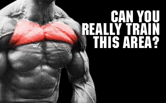 Upper Chest and Pec Isolation - IS IT POSSIBLE?