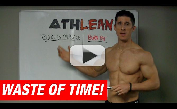 Build Muscle OR Burn Fat (The