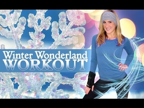 WINTER TIME Fat Melting Cardio WORKOUT!