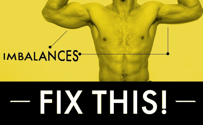Got UNEVEN Muscles? (See why and how to fix them!)