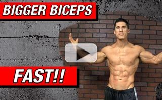 New BODYWEIGHT BICEPS Exercise (adds size FAST!) | ATHLEAN-X