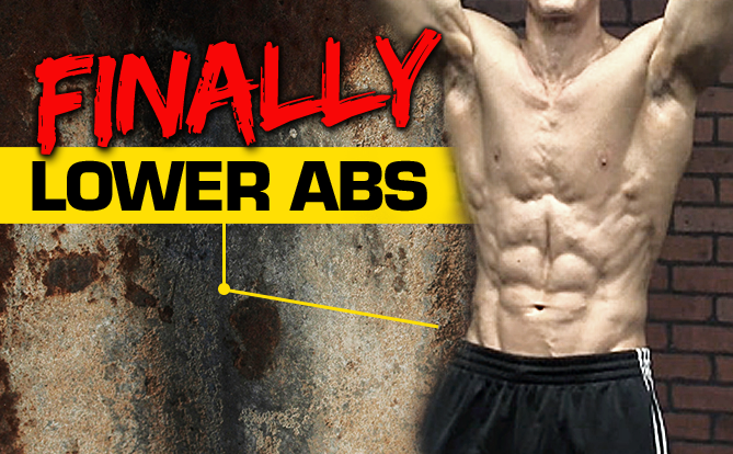 Lower Abs Workout Tip YT