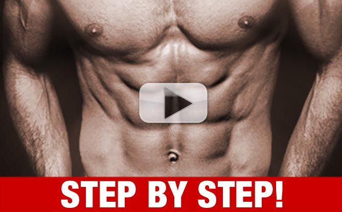 How to Get a Six Pack (STEP BY STEP VIDEO!!)