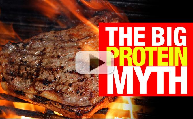 Do YOU Believe This PROTEIN MYTH? (How Much)