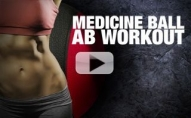 Medicine Ball Abs and Obliques Workout for Women
