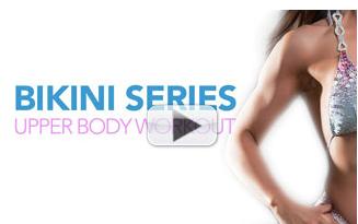 bikini upper body