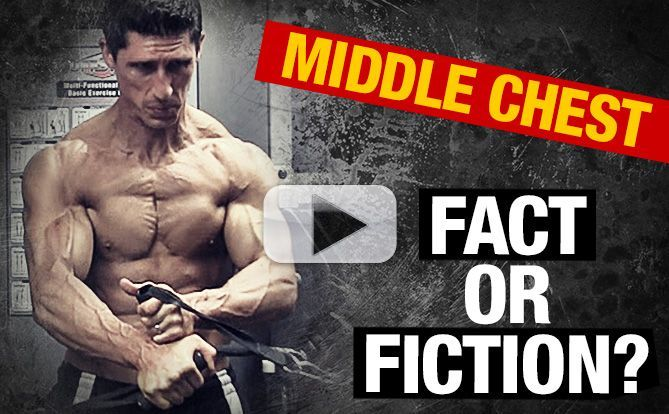 FACT Or MYTH Inner Chest Training Find Out Here