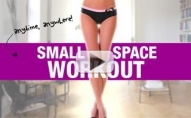No SPACE? No Problem! ((TIGHT)) Spaces Workout!