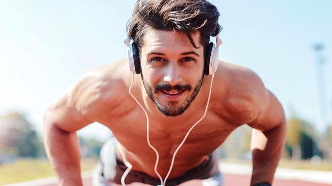 Finding Motivation in…Your Earbuds (Top 10 Workout Songs)
