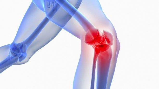 Knock Out Knee Pain While Lunging