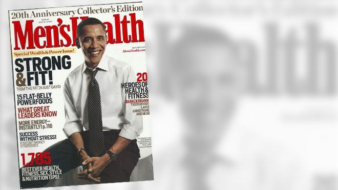 How the President Stays Fit – Obama's Workout Plan