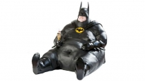 Why Dirty Bulking Probably Won't Get You Looking like Batman