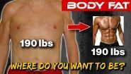 Body Fat Percentage: How to Quickly Identify Your Body Fat Level