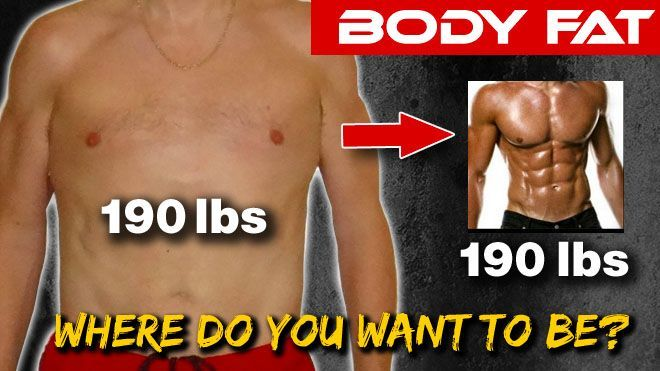 Body Fat Percentage: How to Quickly Identify Your Body Fat