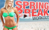 Spring Break Workout (Exercises for Your Spring Break Vacation!!)