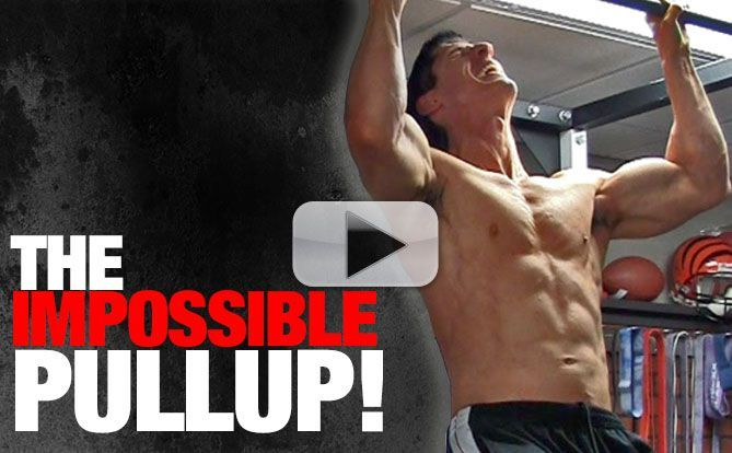 The IMPOSSIBLE Pullup (Can You Do ONE?)