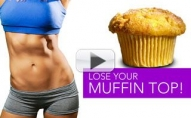 How Can You LOSE LOVE HANDLES? (Muffin Top Massacre!!)