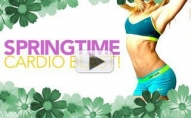 5 Minute FAT LOSS WORKOUT (Lose Fat for Spring!)