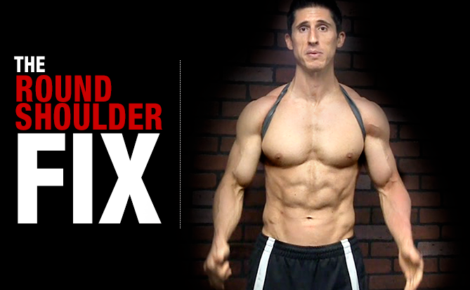 Do Your Shoulders Do This.... (I HOPE NOT!)