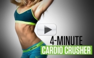 The WORLD'S FASTEST CARDIO Workout (Try it here!)