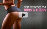 BUNS and THIGHS Workout for Women (Most Effective Exercise!!)