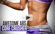 AWESOME ABS At Home Workout for Women – NO EQUIPMENT Needed!