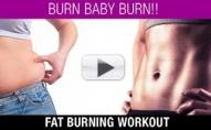 Fat Burning Workout for Women (BURN BABY BURN!!)