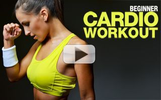 Beginner Cardio Workout (LOW IMPACT FOR WOMEN!)