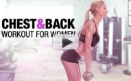 Most Effective Workout for CHEST AND BACK!