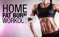 Home Fat Burning Workout (JUST 2 EXERCISES!!)