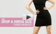 Fat Melting Cardio Workout (DROP A DRESS SIZE!!)