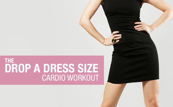 Drop A Dress Size Workout Yt