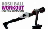 BOSU BALL: 5 Exercises You've Never Tried!