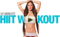 Beginner HIIT WORKOUT For You (and YOUR KIDS!!)
