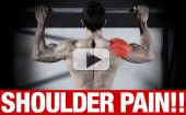 Working out with a Shoulder Injury (YOU CAN IF…)