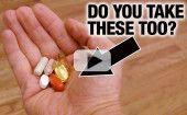 Peek inside my vitamin cabinet (SEE EXACTLY WHAT I TAKE!)